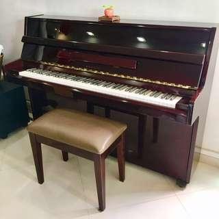 Samick - Korean made upright piano