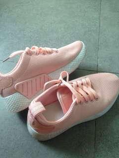 Pink Sneakers #cny888