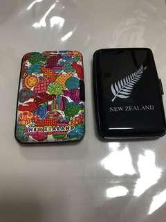 Cardholders from New Zealand