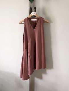 $15 SALE // The editor market Rosewood dress