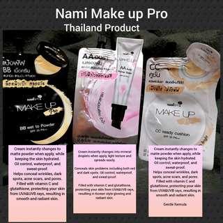 Make up pro Nami