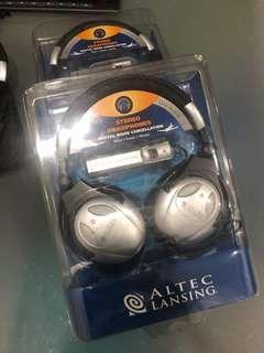Altec Lancing Headphones 🎧