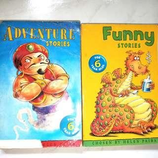 Adventure /Funny Stories for 6 Year Olds
