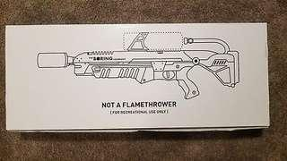 The Boring Company NOT A FLAMETHROWER Elon Musk