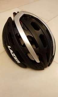 Lazer Z1 helmet matte black silver