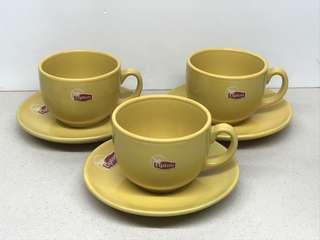 Vintage Lipton Cup & Saucer Set