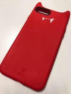 iPhone 7Plus Case - Red