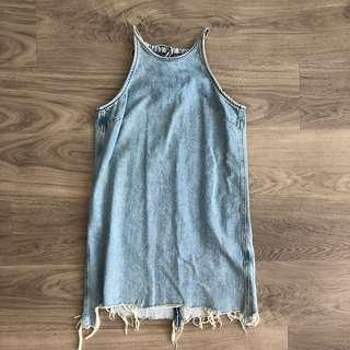 River Island Denim Dress