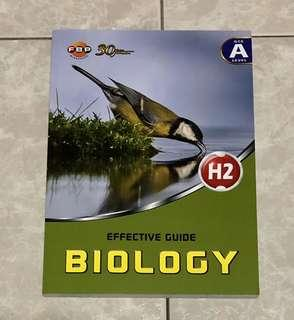 Effective Guide H2 Biology