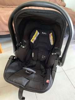 Cheapest on Carousell Evolution Pro 2 Infant Car Seat Carrier