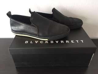Authentic BlackBarette Loafers