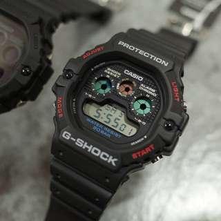 Authentic Brand New Vintage Casio G-Shock DW-5900-1D Men's Watch DW5900 DW5900-1D DW-5900-1 DW5900-1 DW-5900