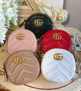 Gucci Chain Sling Bag High Quality