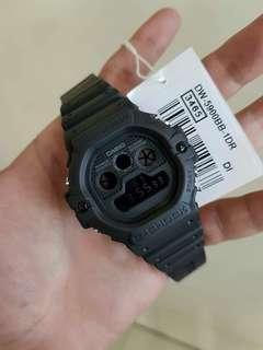 Authentic Brand New Vintage Casio G-Shock DW-5900BB-1D Men's Watch DW5900BB DW5900BB-1D DW-5900BB-1 DW5900BB-1 DW-5900BB