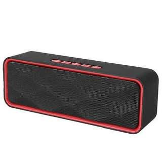 Portable Wireless Bluetooth Stereo Speaker