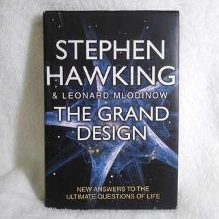 The Grand Design by Stephen Hawking & Leonard Mlodinow
