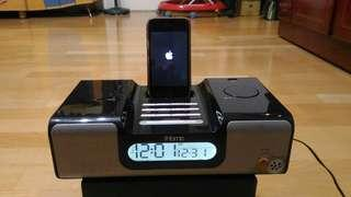 🚚 Apple iPhone 3 32gb + iHome