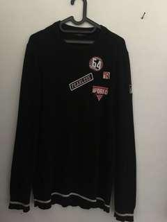 Sweater rajut bershka