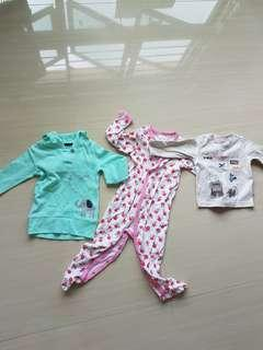 Baby Clothes 12 to 24m