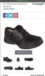 SKECHERS Men shoes Relaxed fit