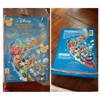 已絕版 7-11 Disney 迪士尼 迷你公仔 香港珍藏版 (一盒齊SET)