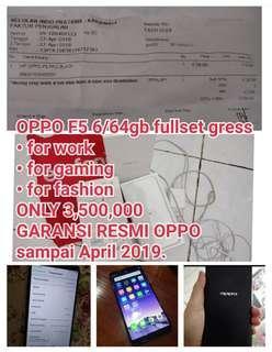OPPO F5 PRO 6/64GB MURAH BANGET