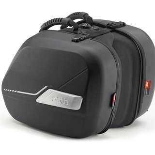 Givi Expandable Saddle Bags Sport-T ST601 Multilock