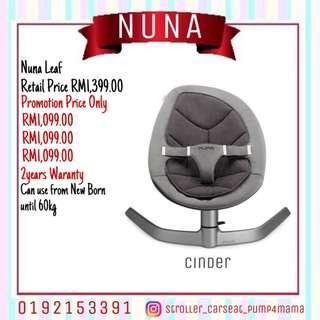 Nuna Leaf & Nuna Leaf Curve