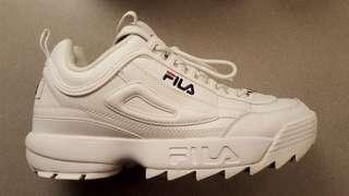 Fila Disruptor II Men's Size 10 Used