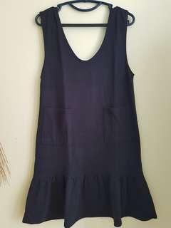 Dress outer Navy