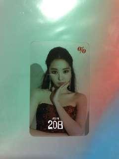[WTS // WTT] Apink Percent Photocard (Naeun)