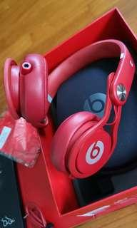 Beats by Dr. Dre Red Headphone