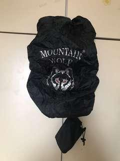 MOUNTAIN WOLF 背囊防雨套RAINCOVER XS~XL SIZE
