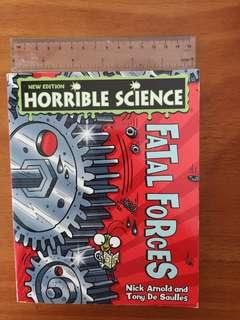 New edition Horrible Science