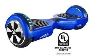 2 Wheel Self Balancing Scooter (Hoverboard)