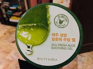 Beauty Korea Jeju Fresh Aloe Soothing Gel