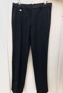 D&G by Dolce &Gabbana Women's Virgin Wool and Silk Pants size 44/W14 - FREE Postage