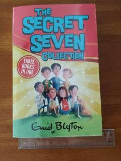 The Secret Seven Collection Three  Books in One