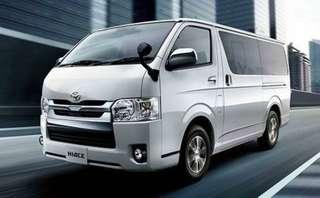 All New Toyota Hiace 2.8A