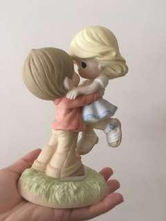 (SF delivery only) ceramics Precious Moments