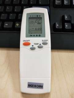 Carrier Aircon Remote control