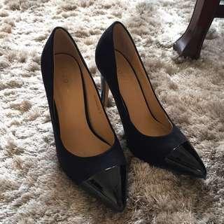 Zalora Black High Heel