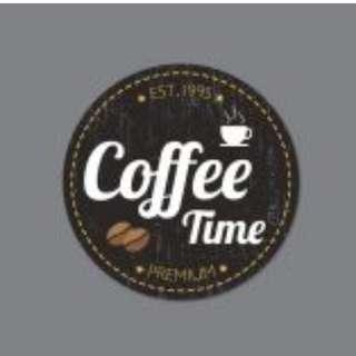Coffee Time Brand Identity
