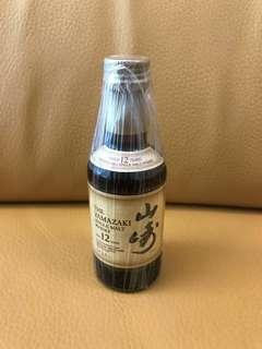 日本威士忌 山崎12 酒辨 (50ml)