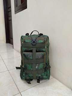 Tas ransel libanon 3p,tas army,tas tactical