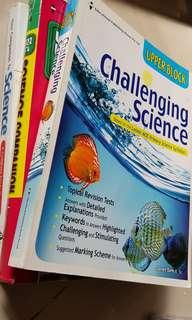 PSLE SCIENCE ASSESSMENT BOOKS FOR $5 !!