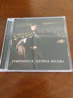 George Michael : Symphonica CD