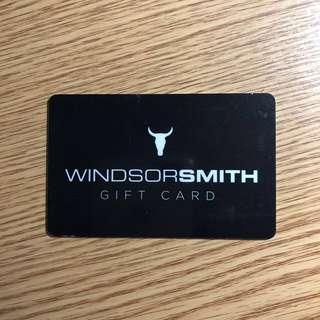 Windsor Smith $150 gift card