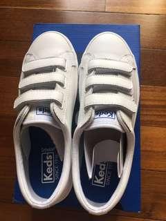 Keds strap shoes