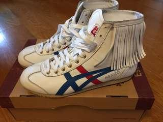 Onitsuka Tiger Mexico MID Boots size 25